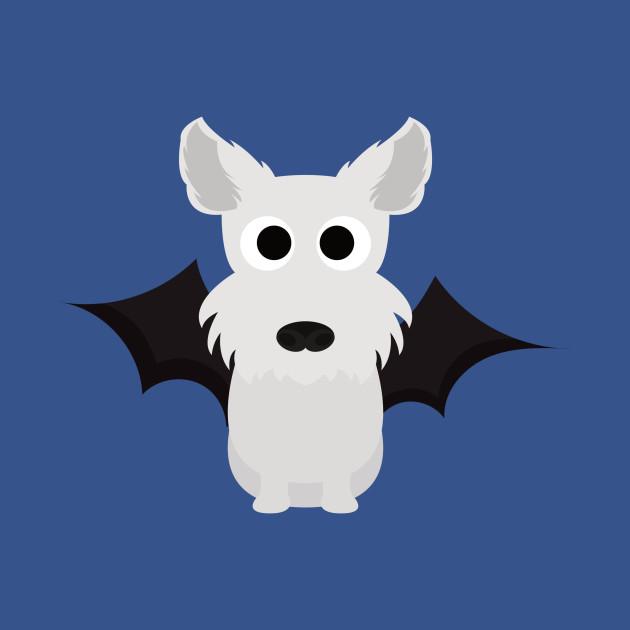 West Highland White Terrier Halloween Fancy Dress Costume