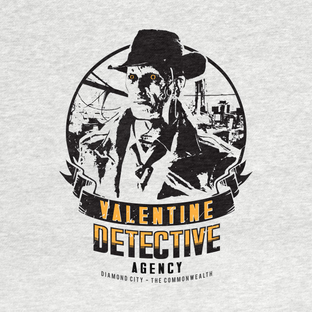 Nick Valentine Detective Agency - Black