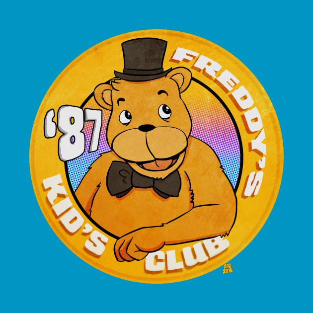 Freddy's Kids' Club '87