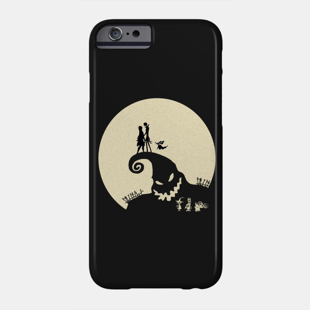Nightmare Before Christmas Phone Case.Nightmare Love