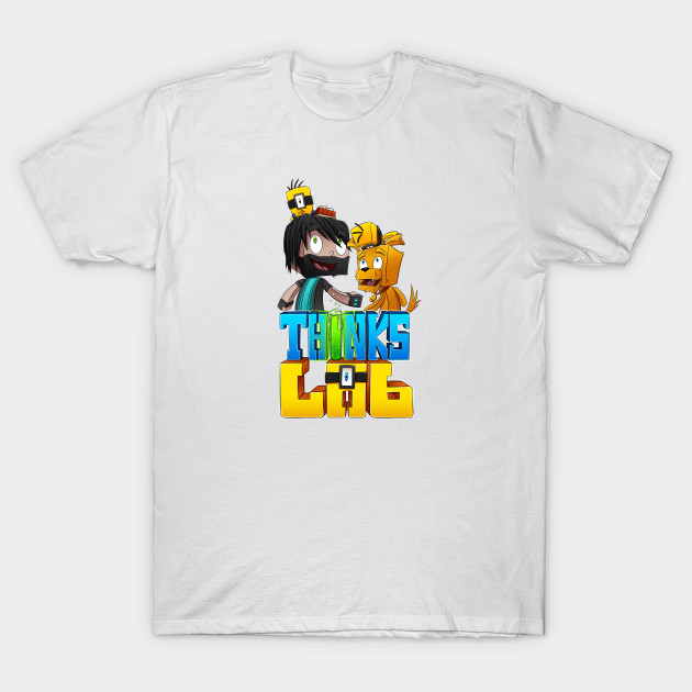 Think's Lab Logo T-Shirt-TOZ
