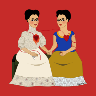the two fridas analysis The two fridas meaning, the two fridas by frida kahlo, is a complicated painting exploring the artist's identity as i was unable to understand its deeper meaning.