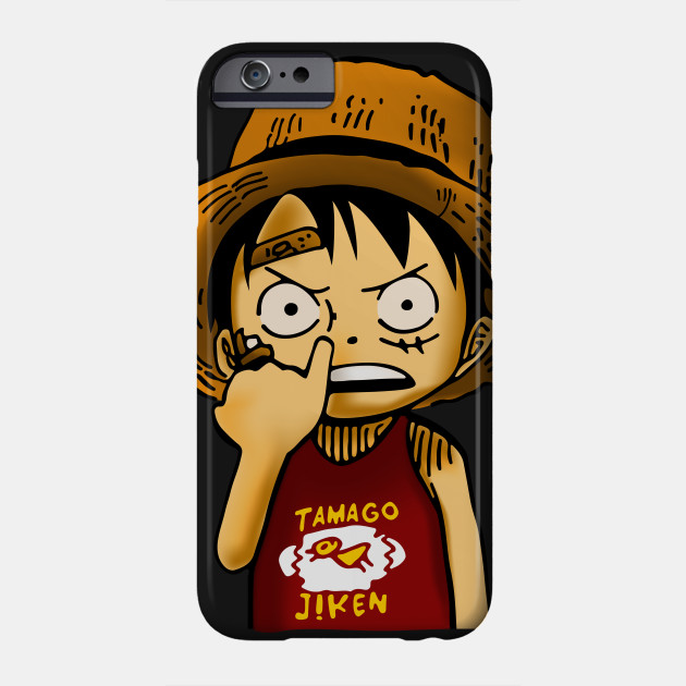 Luffy Childhood 2 - One Piece - Phone Case  50ed28559
