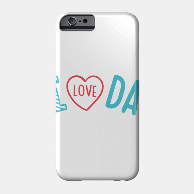 Happy Father's Day - Best Dad Phone Case