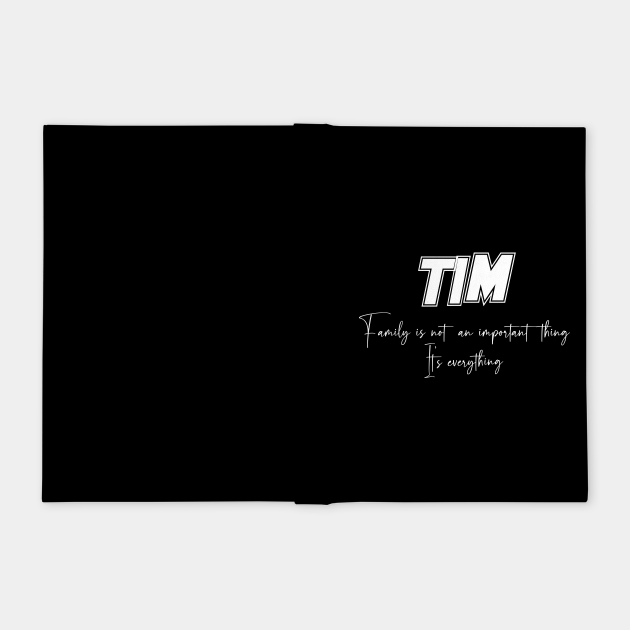 Tim Second Name, Tim Family Name, Tim Middle Name