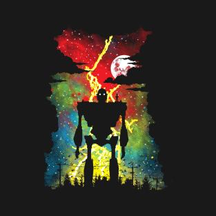 Mechanical Friend t-shirts