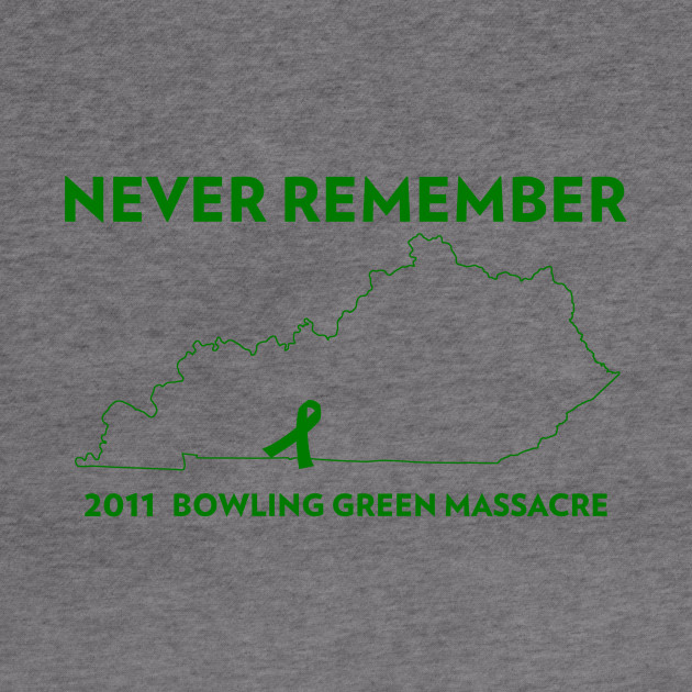 Never Remember Bowling Green Massacre