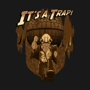 4a4085bb Funny Star Wars T-Shirts   TeePublic