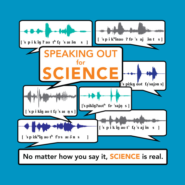 Speaking out for science: multi-speaker version