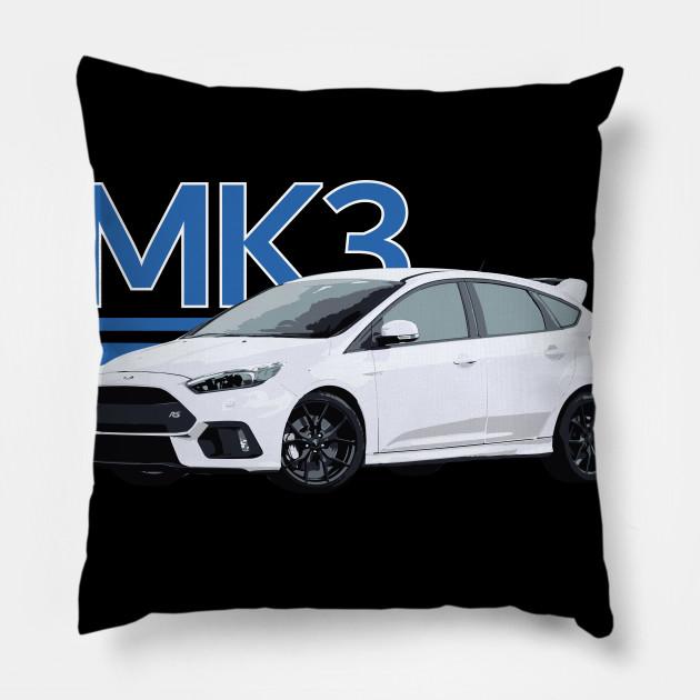 FOCUS RS FROZEN WHITE MK3
