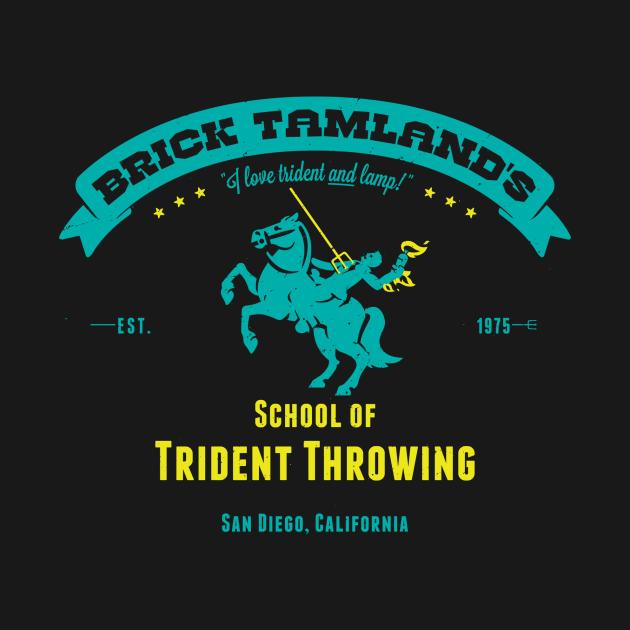 School of Trident Throwing
