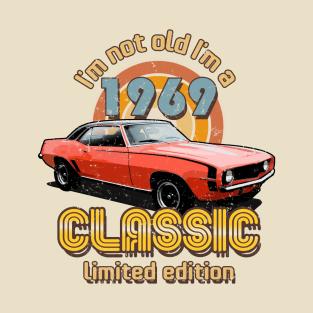 Classic Cars T Shirts Teepublic