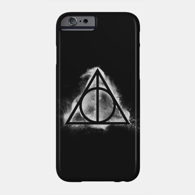Harry Potter - Deathly hallows white sand