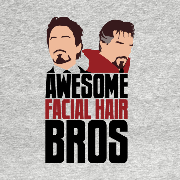 Awesome Facial Hair Bros