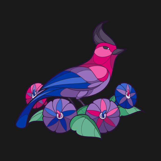 Pride Birds - Bisexual