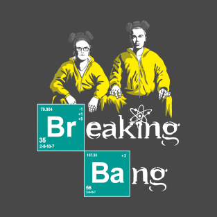 Breaking Bang t-shirts