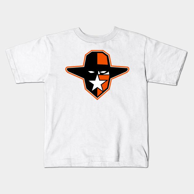 562bac237a8 Cowboy Outlaw Star Icon - Cowboy Outlaw Star Icon - Kids T-Shirt ...