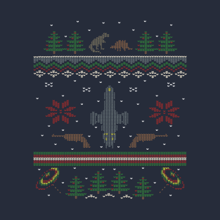Ugly Firefly Christmas Sweater t-shirts