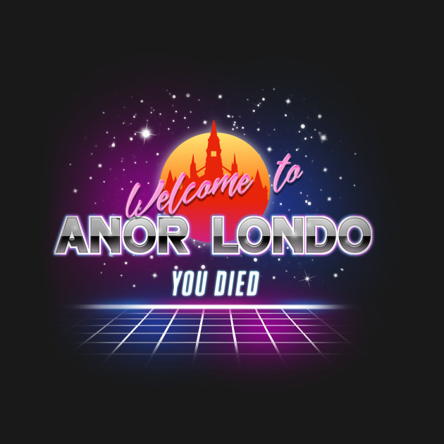 Anor Londo Vice