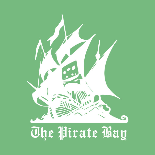 thepiratebay green skull