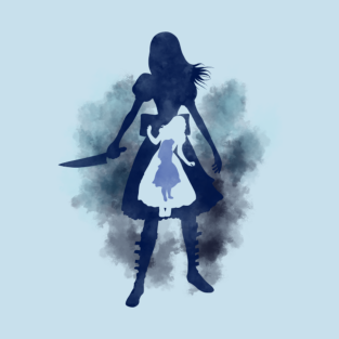 The Alice? t-shirts