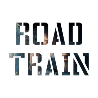 Road Train Film t-shirts