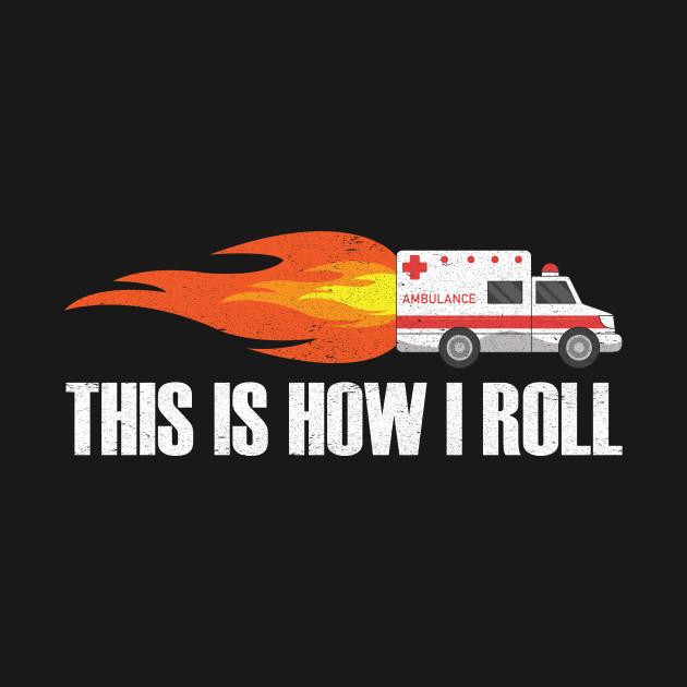 Paramedic EMT Ambulance