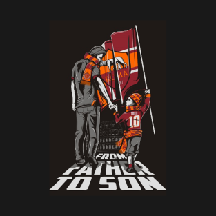 FROM FATHER TO SON t-shirts