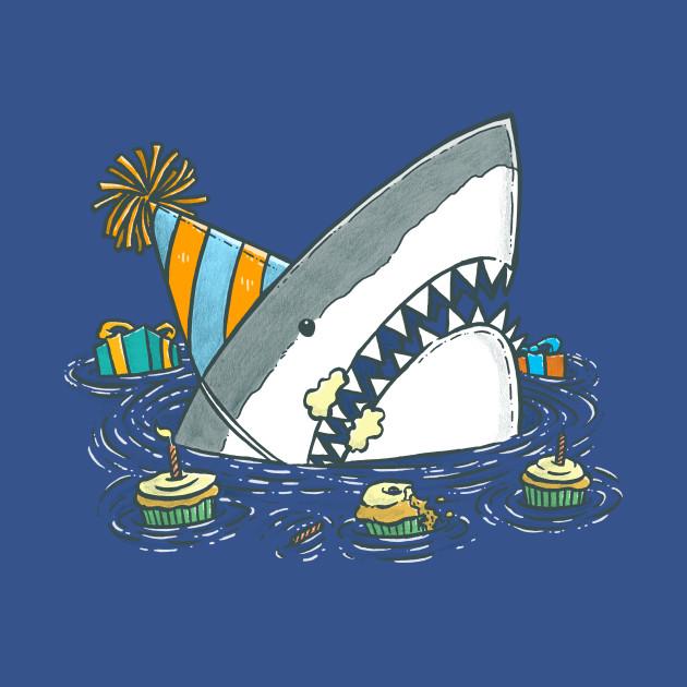 Birthday Shark II