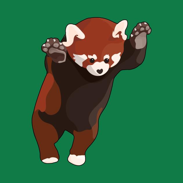 Image of: Kigurumi Pajamas Red Panda Bear Excited Etsy Red Panda Bear Excited Red Panda Onesie Teepublic