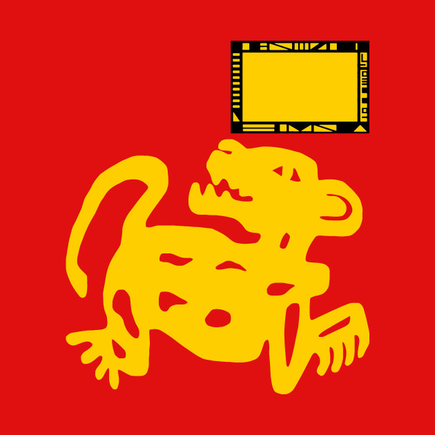 red jaguars legends of the hidden temple pillow teepublic