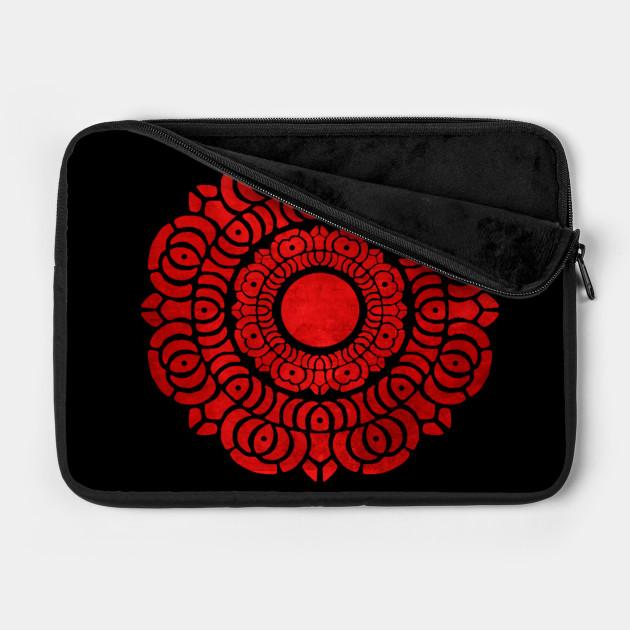 Red Lotus Symbol