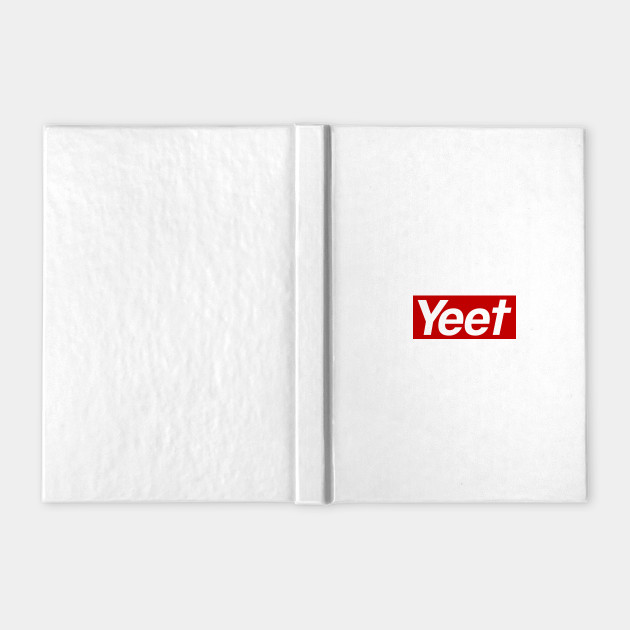 Yeet - box logo style