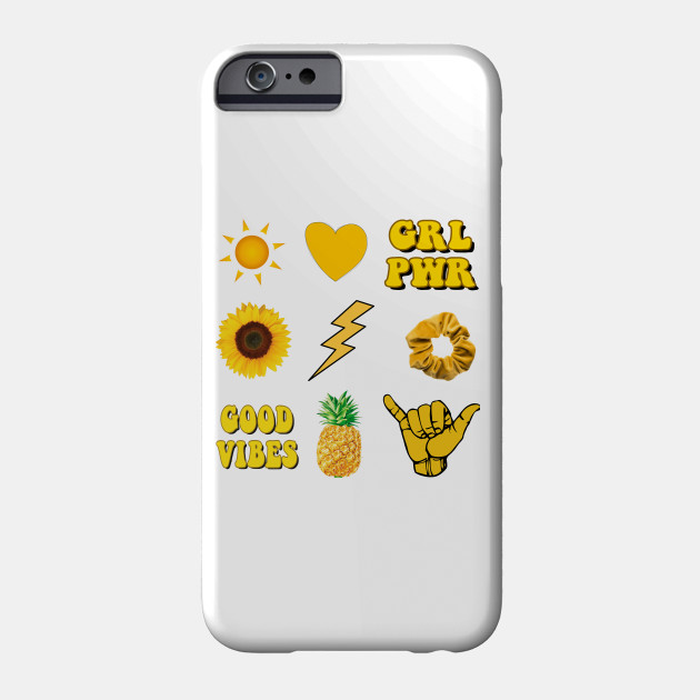 best loved 4a625 c1223 Yellow Aesthetic Pack