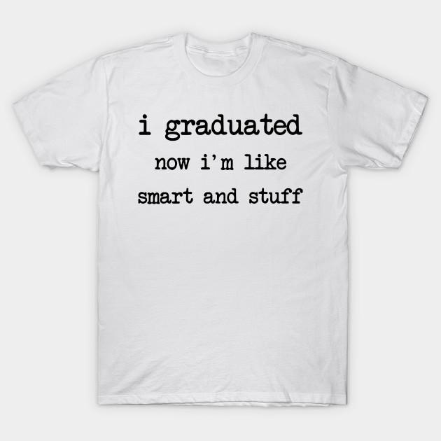 dd0a2156 Funny College High School Graduation Gift Senior 2017 - Funny - T ...