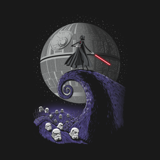 The Nightmare Before Empire t-shirts