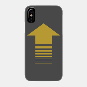 Etui na Telefony Arrow - iPhone i Android | TeePublic PL