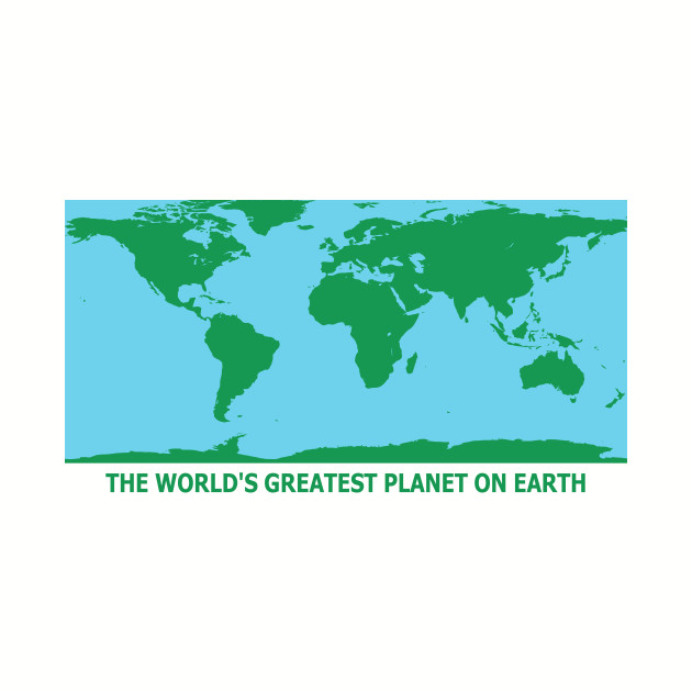 The World's Greatest Planet On Earth