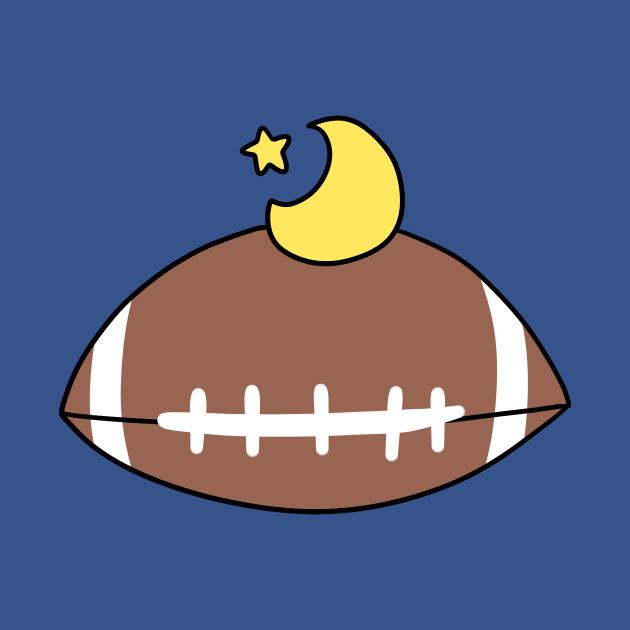 Moon Star Football