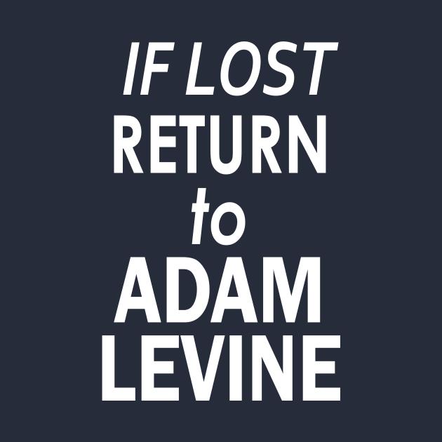 Return to Adam Levine