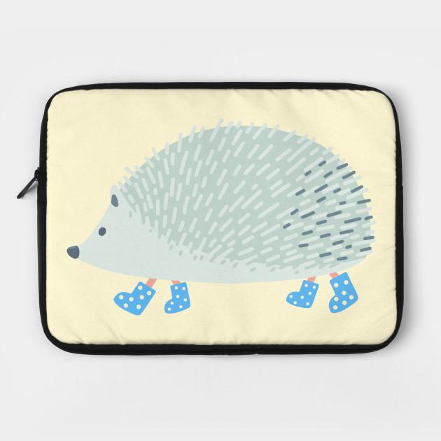 Dapper Hedgehogs - Boots