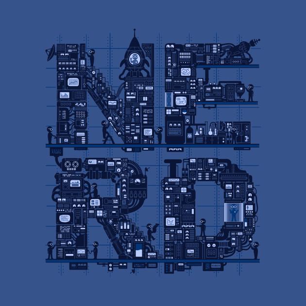 NERD H.Q.