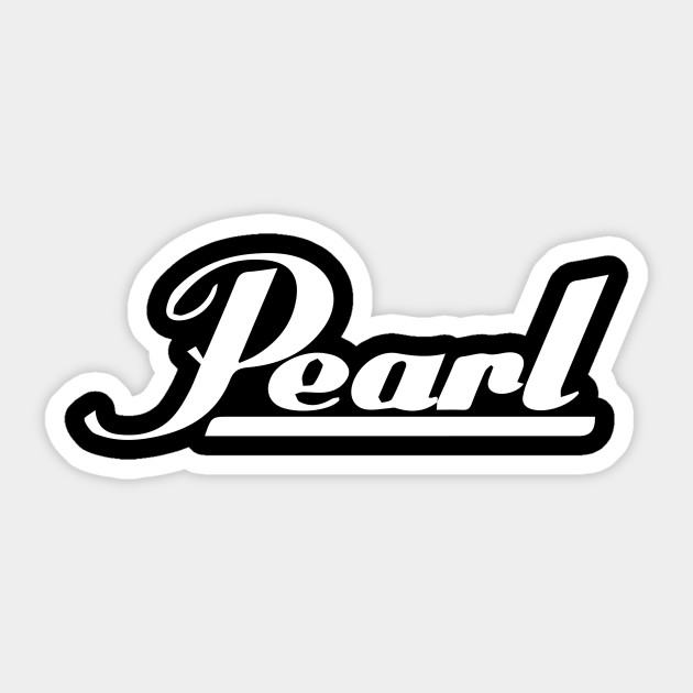 Pearl Drums - Vintage - Sticker | TeePublic