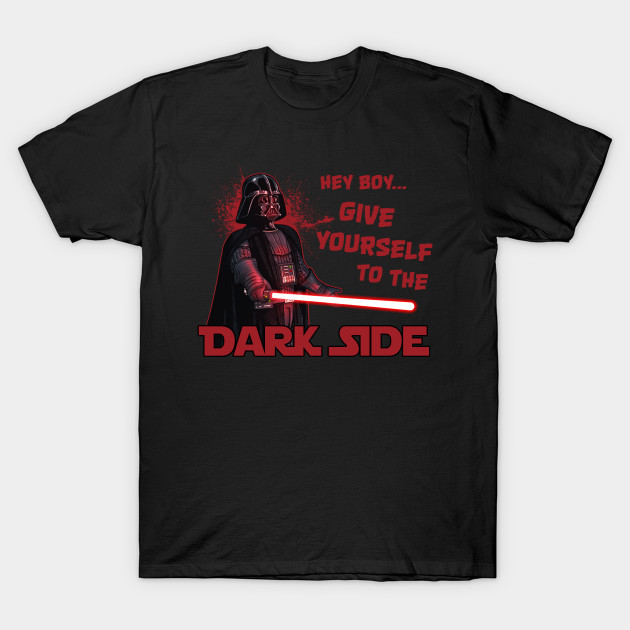 Take a Ride on the Darkside...Boy
