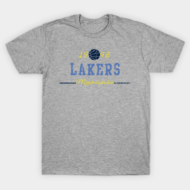 5547a2719ff Minneapolis Lakers - Los Angeles Lakers - T-Shirt