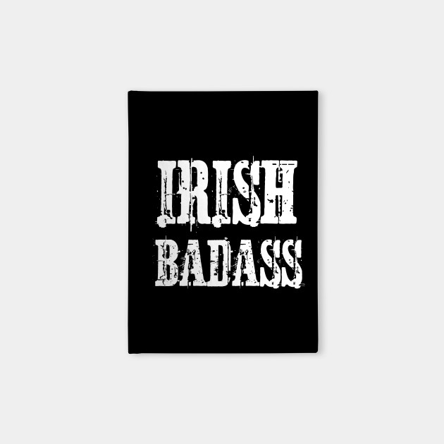 Irish Badass Vintage Distressed