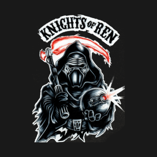 Knights of Ren t-shirts