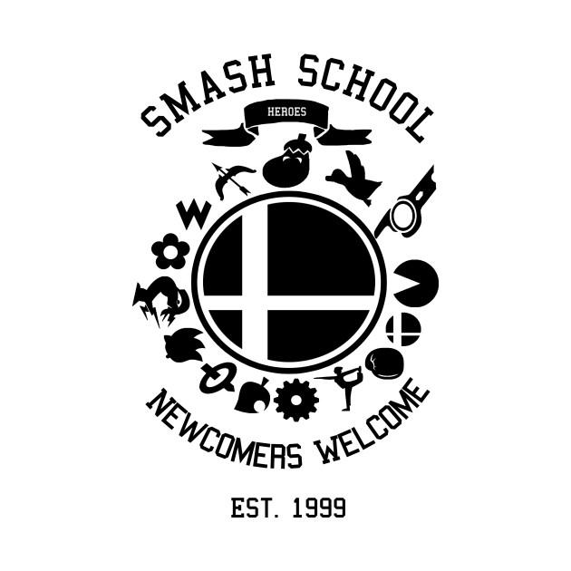 Smash School Newcomer (Black)