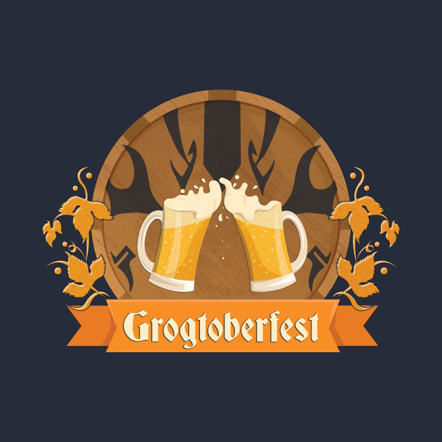 D&D Tee - Grogtoberfest