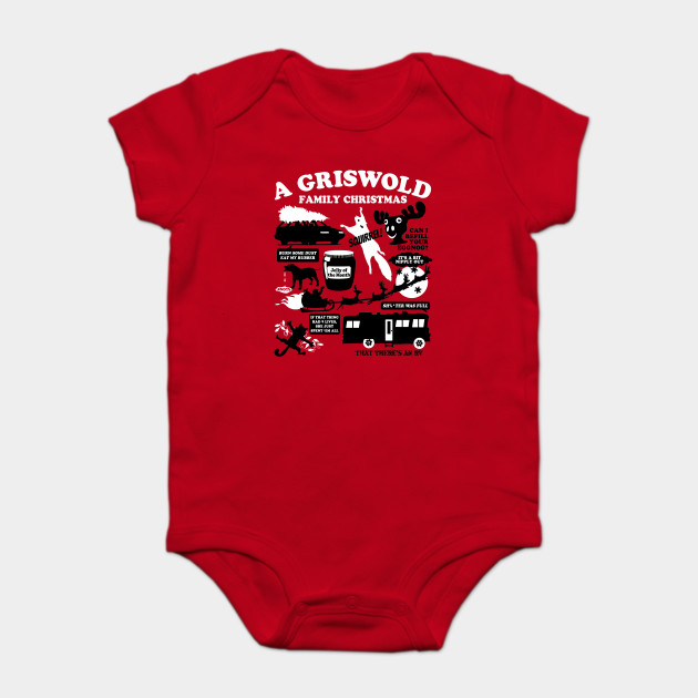 A Griswold Family Christmas T-Shirt - Movie - Onesie | TeePublic